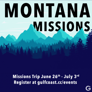 Montana Missions Trip